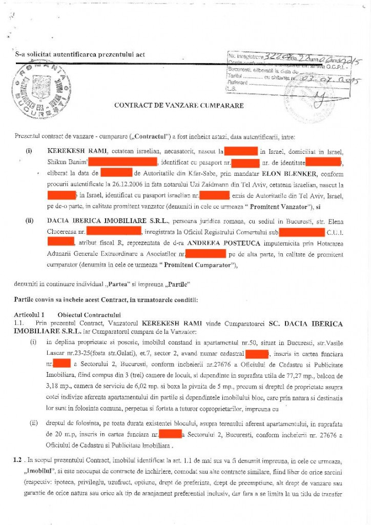 4. Vasile Lascăr - vanzare - KEREKESH - DACIA IBERICA - pret final[editat conform legii].01