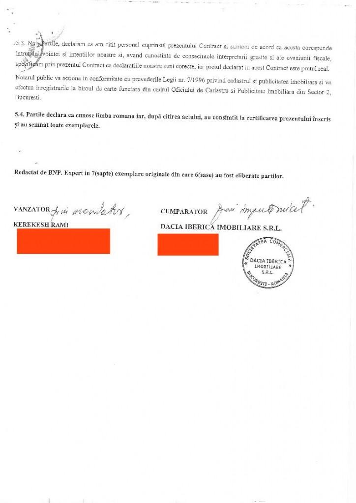 4. Vasile Lascăr - vanzare - KEREKESH - DACIA IBERICA - pret final[editat conform legii].05
